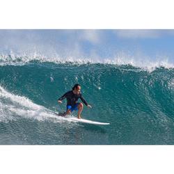 Men's Surfing 2 mm Neoprene Top 900 - Black