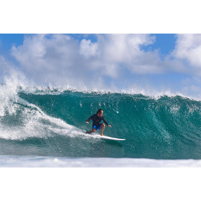 Planche de surf en mousse 6' 900. Livrée avec 3 ailerons