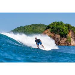 Surf boardshort standard 900 trash blue