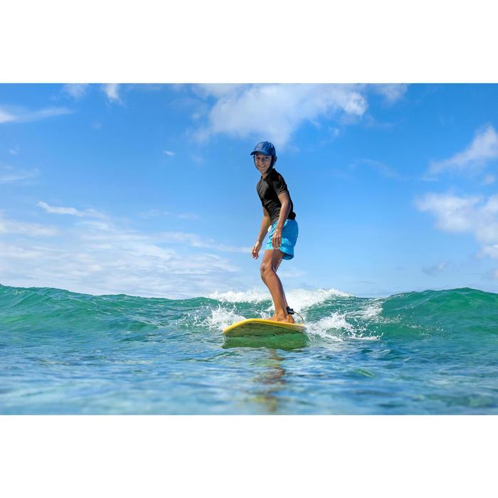 Gorra surf anti-UV júnior Azul protección ultravioleta olaian