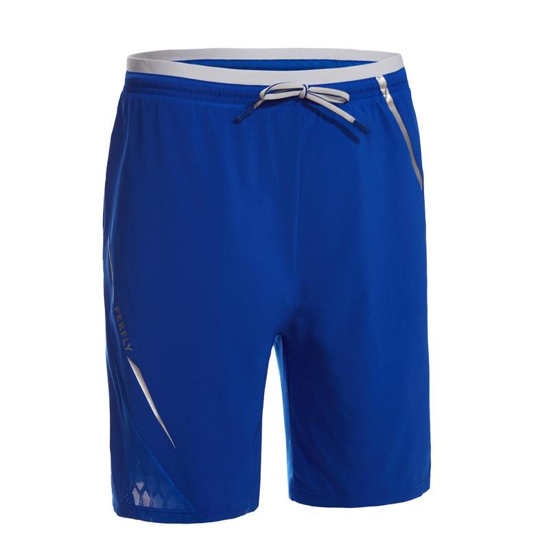 Short de badminton Homme 990 - Bleu