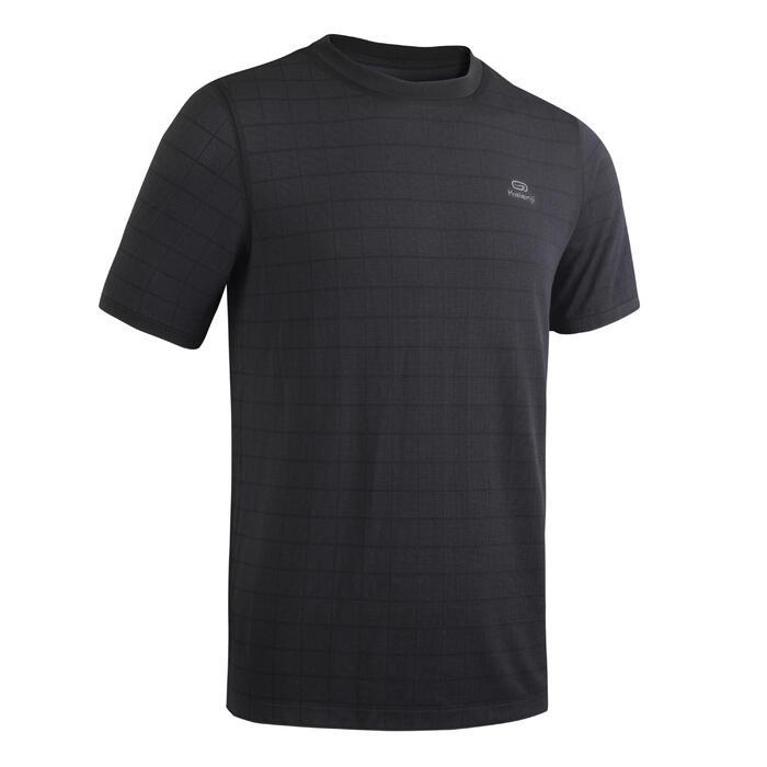 T恤Run Dry + Feel黑色