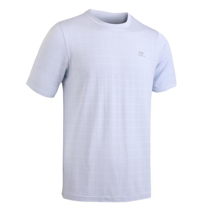 T恤Run Dry + Feel藍色