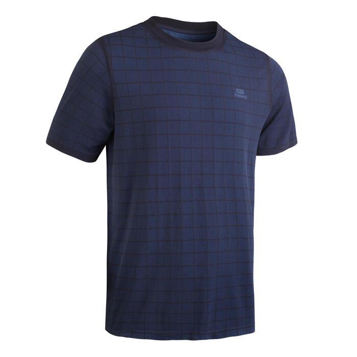 T-shirt Run Dry + Feel Dark Grey