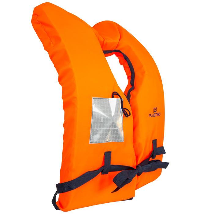 Brassière de sauvetage mousse adulte Storm 100N orange - 177824