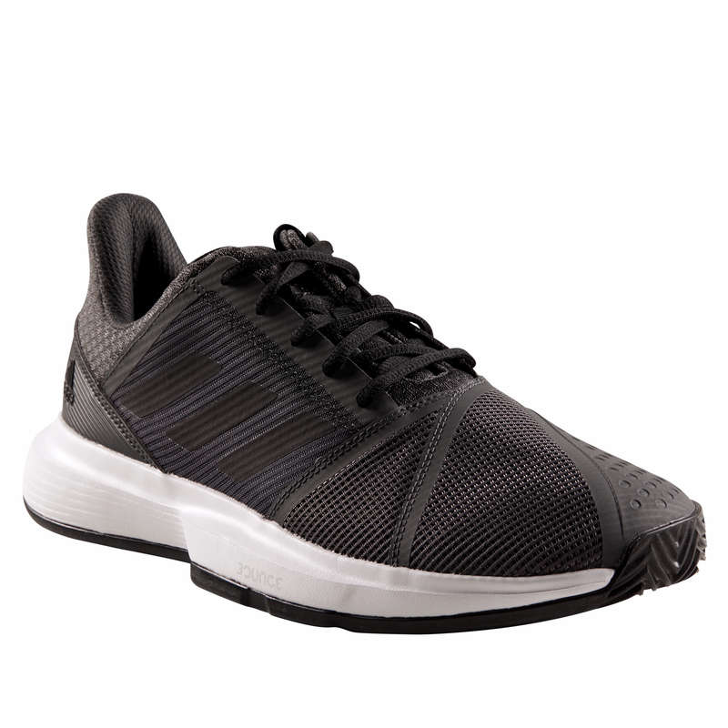 MEN CLAY COURT SHOES Tennis - Courtjam SS20 - Grey ADIDAS - Tennis Shoes