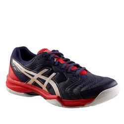 Tennisschoenen voor heren Asics Dedicate marineblauw/rood