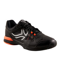 Men's Multi-Court Tennis Shoes TS500 - Black/Orange