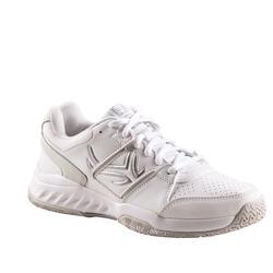 Tennisschoenen voor dames TS 160 wit