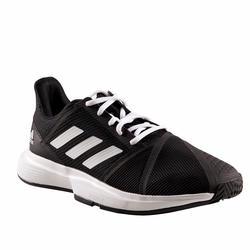 Tennisschoenen voor heren Adidas Courtjam Bounce zwart