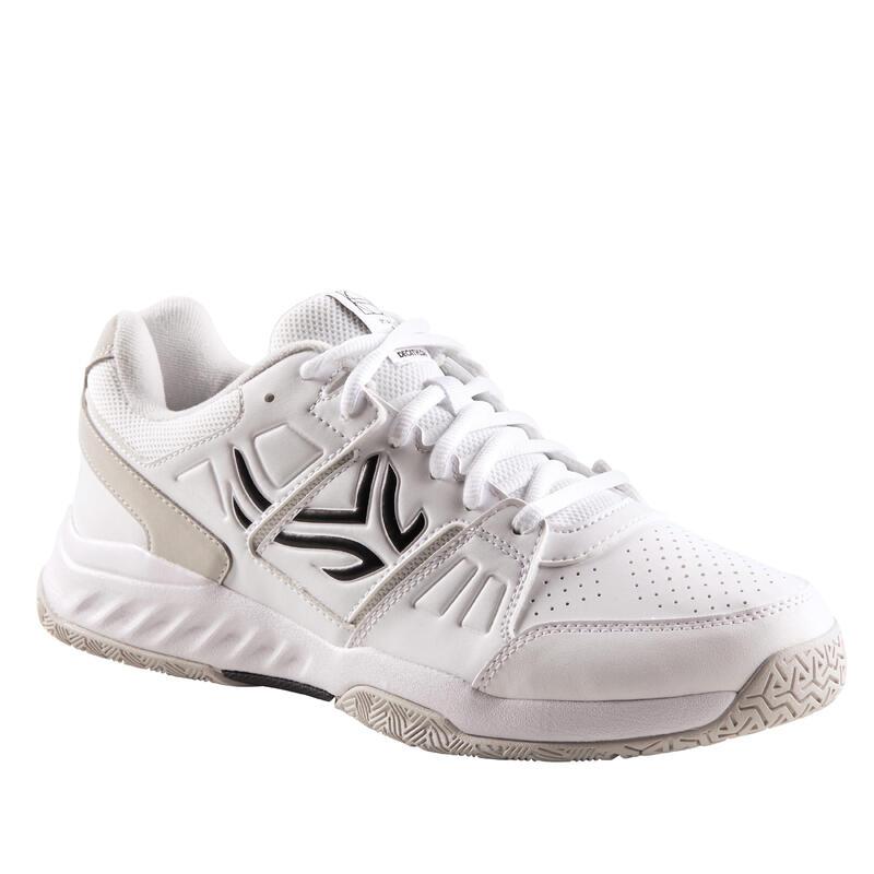 Zapatillas de Tenis Artengo TS160 Multiterreno Hombre Blanco