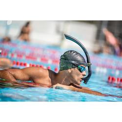 Frontale snorkel voor zwemmers 500 maat L