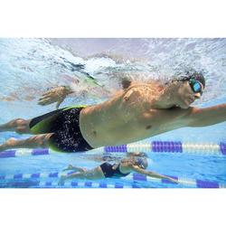 Zwemjammer voor heren Jammer 500 First zwart Turn geel