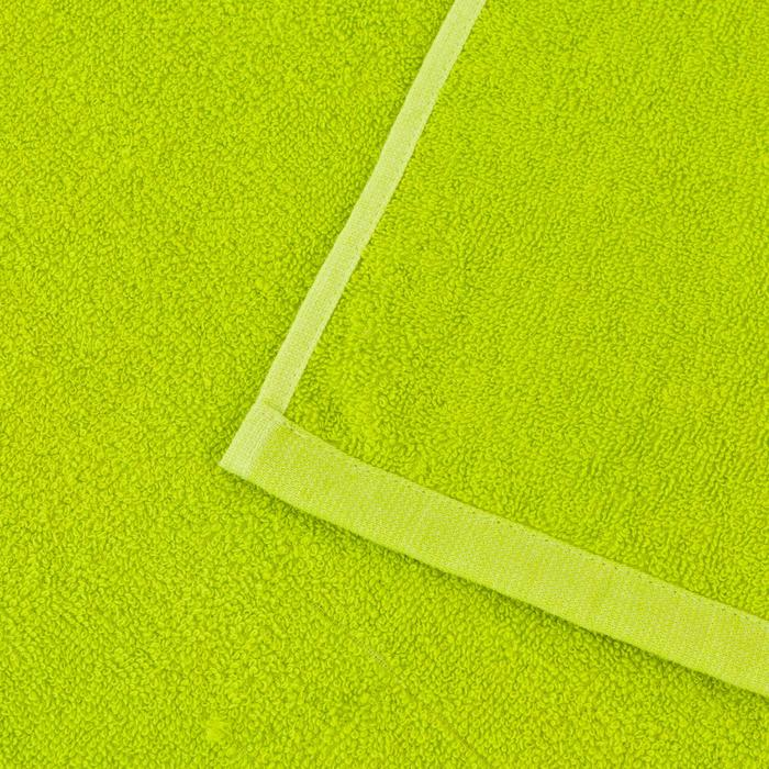 SERVIETTE Basic S Lime 90X50 cm