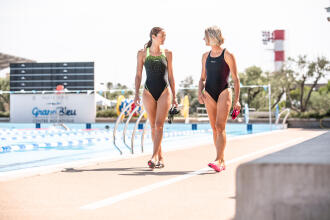 Seven exercises to achieve a slender lower body through swimming