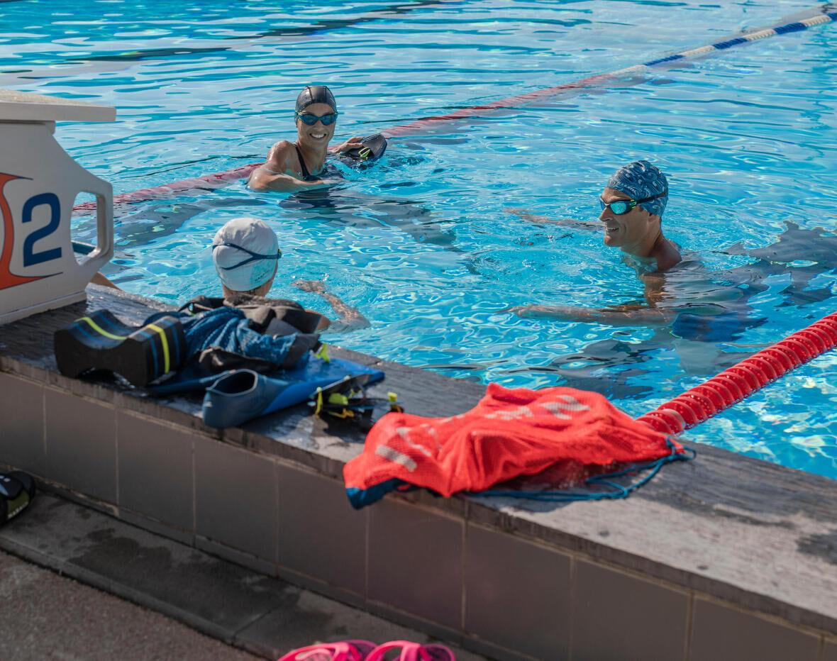 Comment cohabiter en piscine ?