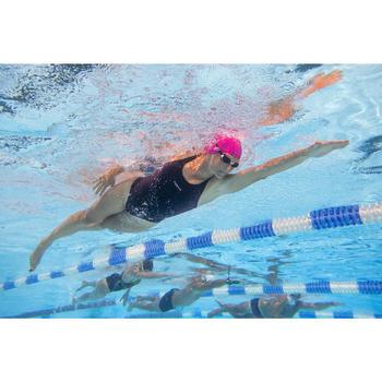 女款粉紅色連身泳裝KAMYLEON