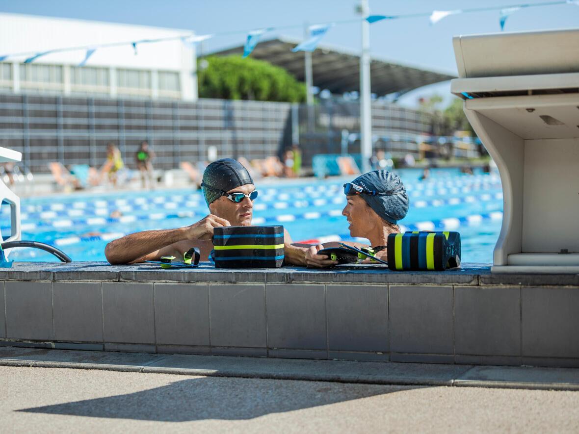 Quel équipement pour nager à la piscine ?