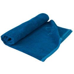 Handdoek Basic L Celtic blue 145x85 cm - 177863