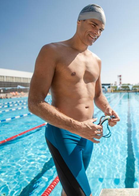 La natation pour maigrir ?