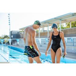 Sportbadpak voor zwemmen dames chloorbestendig Kamiye all sea