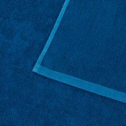Handdoek Basic L Celtic blue 145x85 cm - 177876