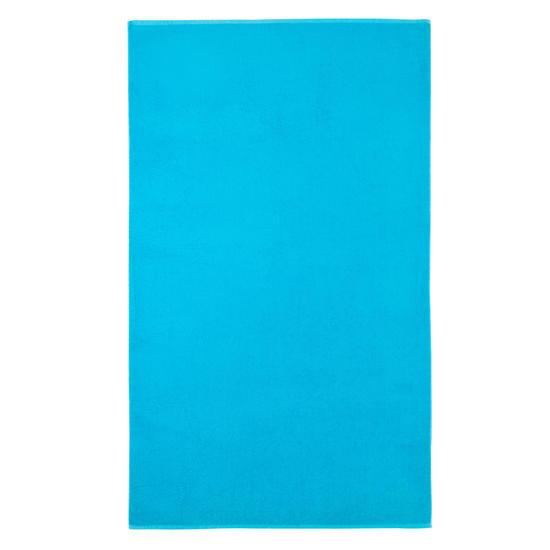 Handdoek Basic L Celtic blue 145x85 cm - 177877