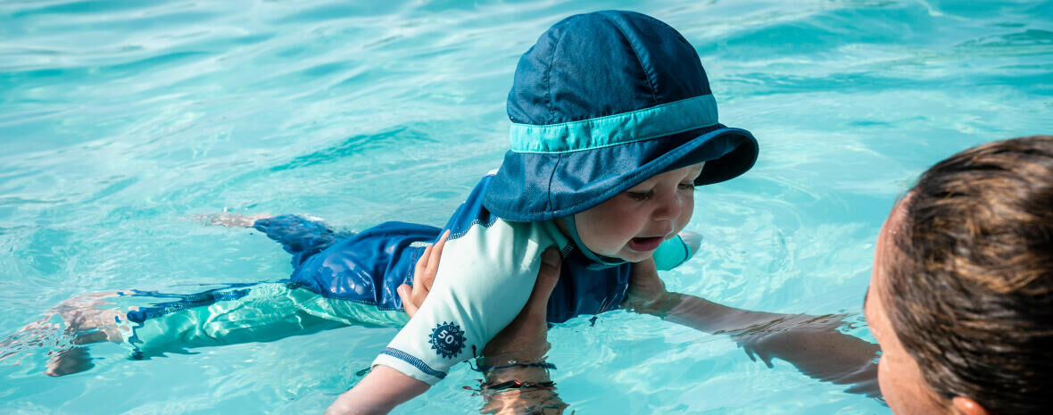 Comment protéger mon enfant du soleil ?