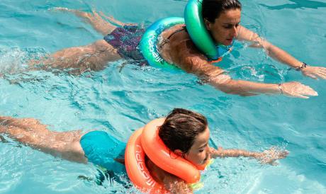 L'enfant et la natation