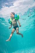 PLAVKY PRO NEJMENŠÍ Plavání - PLAVKY BOXER MODRÉ NABAIJI - Plavky do bazénu
