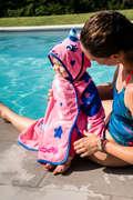 KOSTIUMY KĄPIELOWE DLA MALUCHÓW Pływanie - Ręcznik Licorne Baby NABAIJI - Nauka pływania