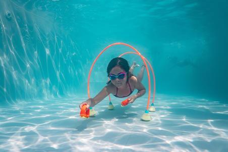 """""""AQUAWAY"""" 150 cm Water Course Set of 2"""