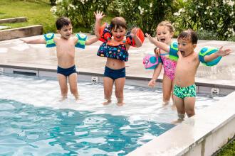 初學游泳裝備大檢閱