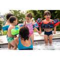 VÝUKA PLAVÁNÍ PŘÍSLUŠENSTVÍ Plavání - DĚTSKÝ PLAVECKÝ PÁS S RUKÁVKY NABAIJI - Škola plavání
