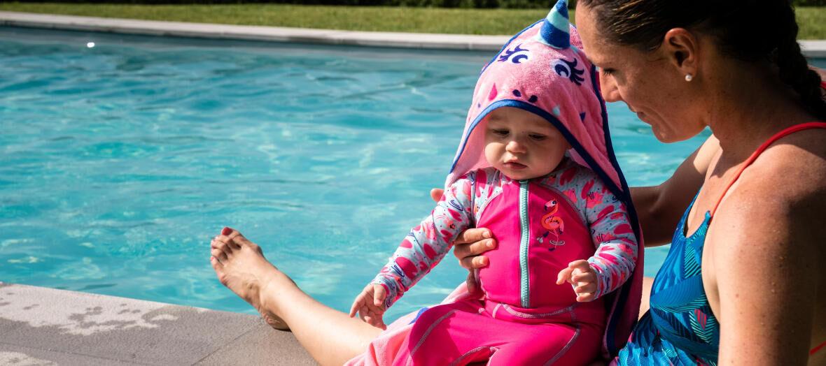 Bébé nageur : pour quels bénéfices ?