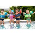 PLAVKY PRO NEJMENŠÍ Plavání - DĚTSKÉ PLAVECKÉ BOXERKY NABAIJI - Plavky do bazénu