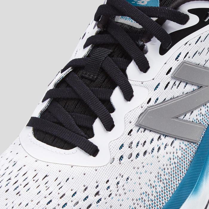 Hardloopschoenen voor heren New Balance Fresh Foam Higher wit/grijs