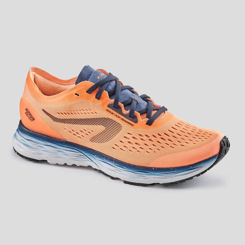 WOMAN ROAD RUNNING SHOES Shoes - KIPRUN KS LIGHT WOMEN'S SHOES KALENJI - By Sport