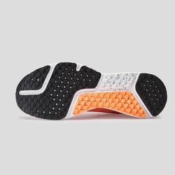 Hardloopschoenen voor dames Kiprun KS Light koraalrood