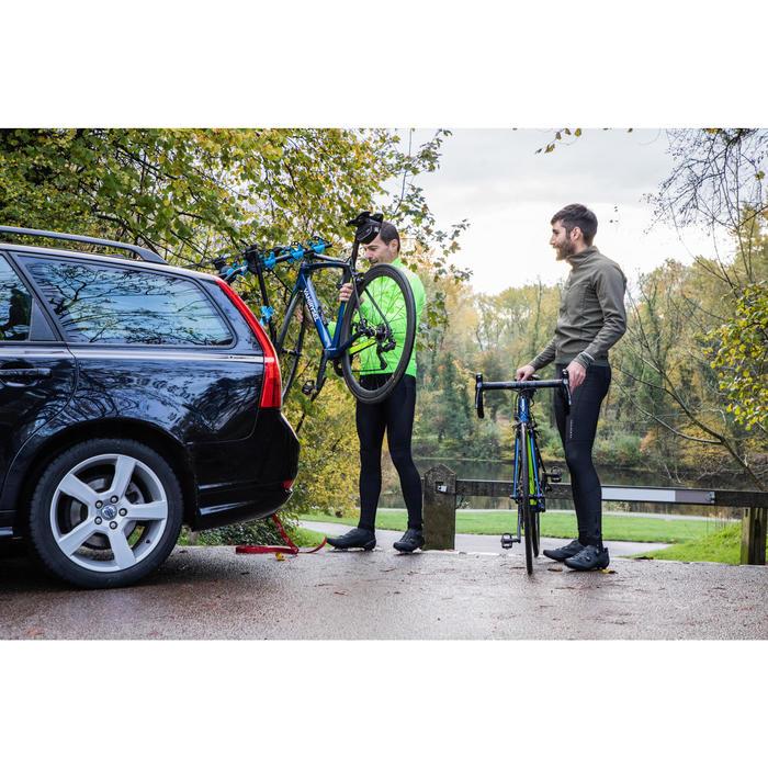 Fietsendrager voor de achterklep 300 2-3 fietsen