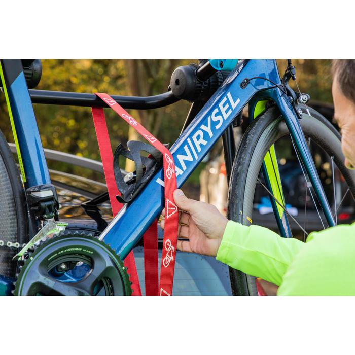 Fietsendrager voor de achterklep 320 2-3 fietsen