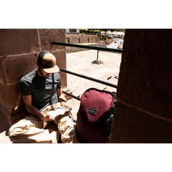 Pet voor backpacking Travel 500 compact camel