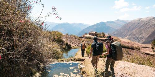 S'orienter en randonnée : le balisage des sentiers