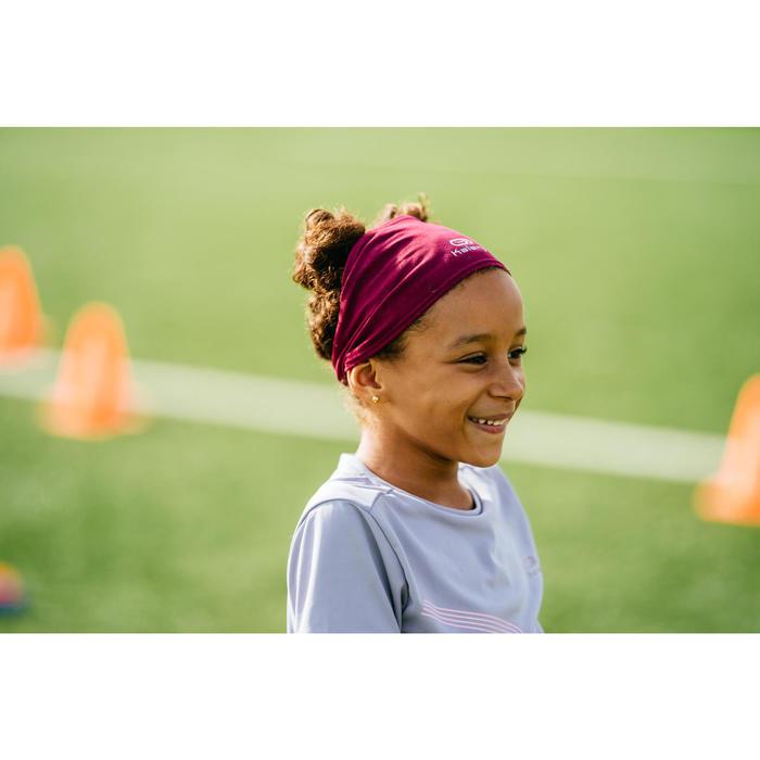 Hoofdband voor atletiek meisjes zomerseizoen