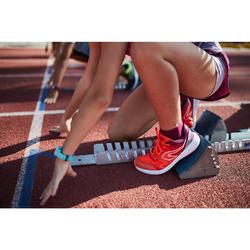 Zapatillas Running y Atletismo Kiprun Fast Niños Naranja