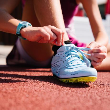 pointes athletisme kalenji decathlon