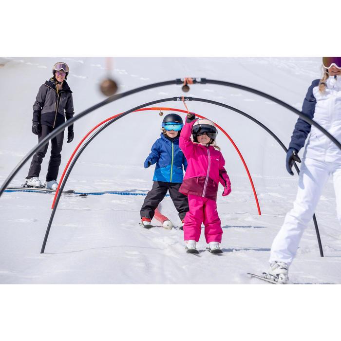 Ski-jas voor kinderen 100 roze