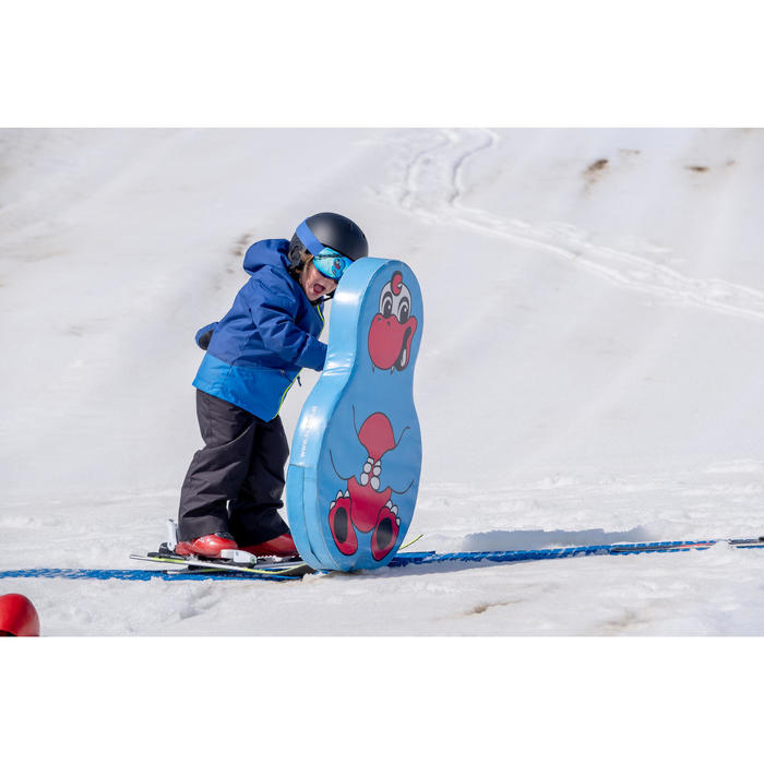 Ski-jas voor kinderen 100 blauw