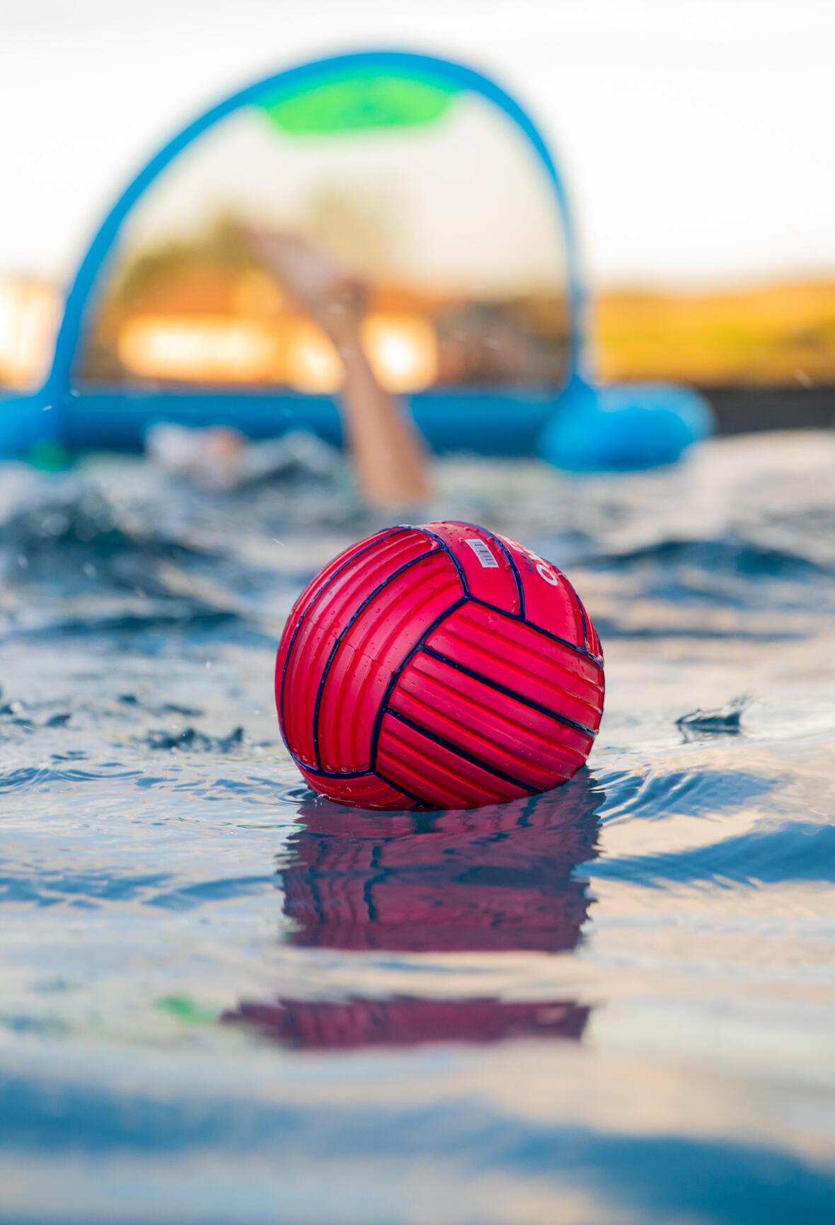 Des jeux avec matériel pour la piscine