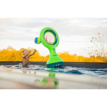 Großer Wasserball Schwimmbad blau/grün